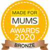 Made For Mums Awards 2020 Bronze