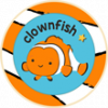 Clownfish Badge