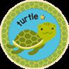 Turtle Badge
