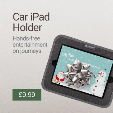 Car iPad Holder Christmas Gift Idea Banner